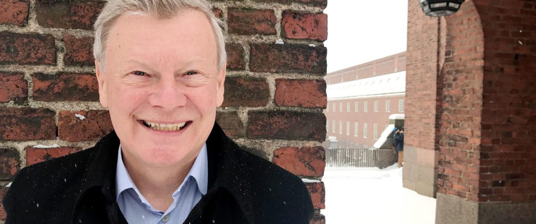 Johan Olsson porträtt programdirektör