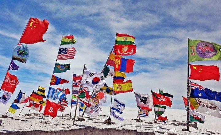 bild flaggor